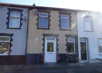 Thumbnail 2 bedroom terraced house for sale in Belle Vue Terrace, Merthyr Vale, Merthyr Tydfil