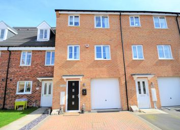 Thumbnail 4 bed town house for sale in 12 Wheatcroft Gardens, Penistone, Sheffield
