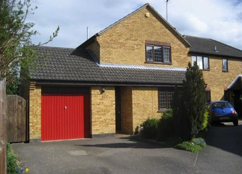 Thumbnail 3 bedroom detached house for sale in Leys Close, Long Buckby, Northampton