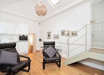 Thumbnail 1 bed cottage to rent in Addison Bridge Place, Hammersmith