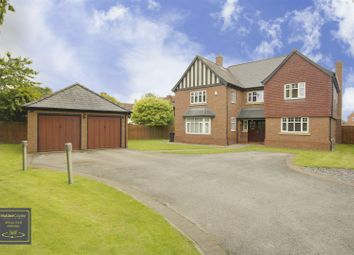 Thumbnail 5 bed detached house for sale in Mapperley Plains, Mapperley, Nottinghamshire