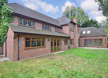 Thumbnail 5 bed detached house for sale in Bridge Hill, Bridge, Canterbury, Kent
