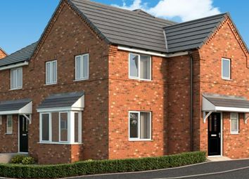 "Thumbnail 3 bed property for sale in ""The Windsor At New Forest"" at Goodwood, Leeds"