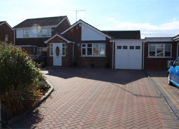 Thumbnail 2 bed detached bungalow for sale in Blenheim Crescent, Broughton Astley, Leicester