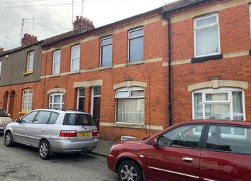Thumbnail Terraced house for sale in Yelvertoft Road, Kingsthorpe, Northampton