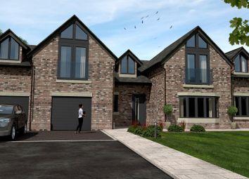 Thumbnail Detached house for sale in De Montfort, Haven Pastures, Liveridge Hill, Henley In Arden, Warwickshire
