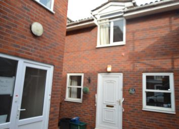 Thumbnail 1 bed terraced house for sale in Bank Place, Market Street, Crediton, Devon
