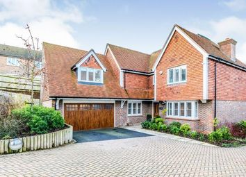 Thumbnail 5 bed detached house for sale in Woodlands Way, Hastings, East Sussex, .