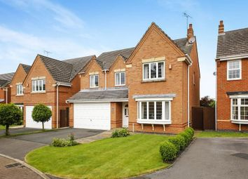 Thumbnail 5 bed detached house for sale in Oak Drive, Scholar Green, Stoke-On-Trent