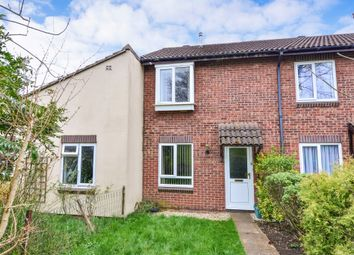 Thumbnail 3 bed terraced house for sale in Laburnum Close, Frome