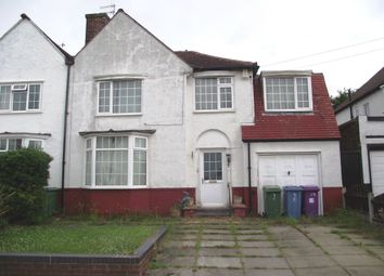 Thumbnail 4 bed semi-detached house for sale in Brockholme Road, Liverpool