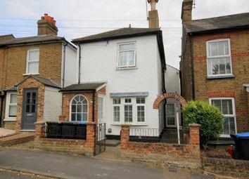 Thumbnail 3 bed detached house for sale in Cowper Road, Hemel Hempstead