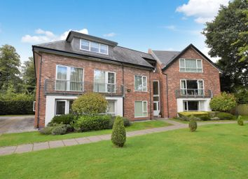 Thumbnail 2 bed flat for sale in Wolf Grange, Hale, Altrincham