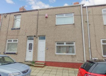 Thumbnail 2 bed terraced house for sale in Windsor Street, Trimdon Colliery, Trimdon Station