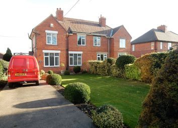 Thumbnail 3 bed semi-detached house to rent in Ghest Villas, Doncaster Road, Costhorpe, Worksop