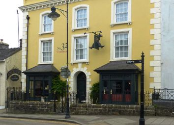 Thumbnail Hotel/guest house for sale in High Street, Narberth, Sir Benfro