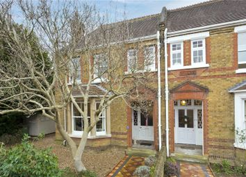 Thumbnail Semi-detached house for sale in Kent Road, East Molesey, Surrey