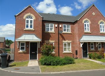 Thumbnail 3 bed semi-detached house for sale in Johnson Close, Hinckley