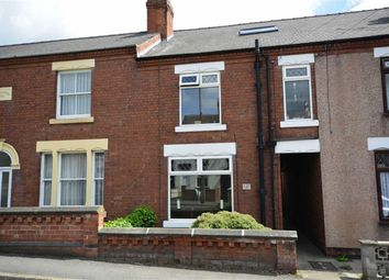 Thumbnail 4 bedroom terraced house for sale in Derby Road, Marehay, Ripley