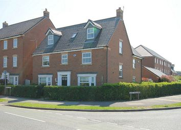 Thumbnail 5 bed detached house for sale in Odessa Walk, Boston Boulevard, Great Sankey, Warrington