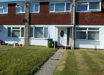 Thumbnail 3 bedroom terraced house to rent in Micklam Close, Bognor Regis