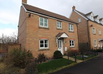 Thumbnail 3 bed detached house for sale in Wick Wick Close, Winterbourne, Bristol