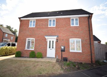 Thumbnail 3 Bed Detached House To Rent In Aldfield Greenton Leicester