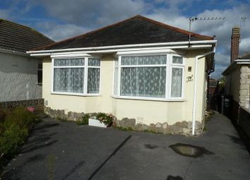 Thumbnail 2 bedroom detached bungalow for sale in Bascott Road, Wallisdown, Bournemouth