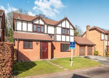 Thumbnail 4 bed detached house to rent in Abbot Meadow, Penwortham, Preston