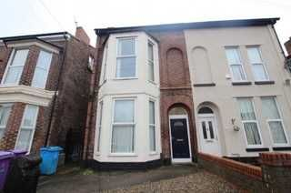 Thumbnail 4 bed terraced house to rent in Stanley Street, Fairfield, Liverpool