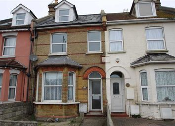 Thumbnail 1 bed flat to rent in Rosemary Road West, Clacton-On-Sea