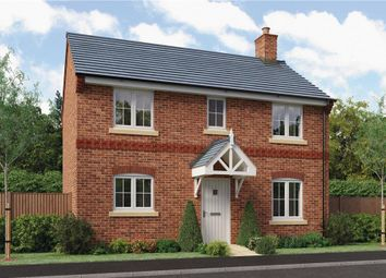 "Thumbnail 3 bedroom detached house for sale in ""Castleton"" at Waterloo Road, Bidford-On-Avon, Alcester"