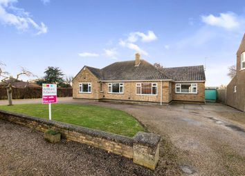 Thumbnail 3 bed detached bungalow for sale in Sea Lane, Old Leake, Boston