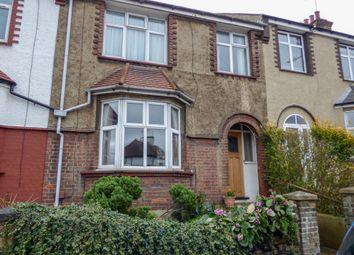 Thumbnail 3 bedroom terraced house for sale in Earl Road, Northfleet, Gravesend