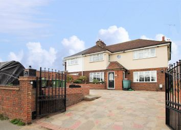 Thumbnail 4 bed semi-detached house for sale in Moat Lane, Erith