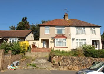 Thumbnail 2 bed flat for sale in Pembroke Road, Erith