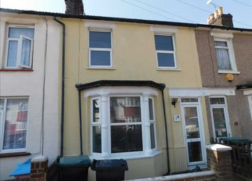 Thumbnail 3 bedroom terraced house to rent in Waterton Avenue, Gravesend