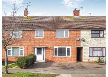 Thumbnail 3 bedroom terraced house for sale in Robin Drive, Ipswich