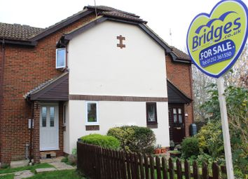 Barn Meadow Close, Church Crookham, Fleet GU52. 1 bed detached house for sale
