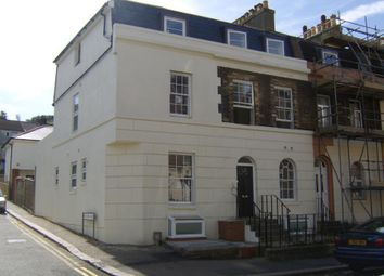 Thumbnail 2 bedroom flat to rent in Folkestone Road, Dover