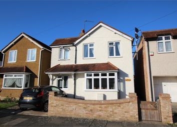 Thumbnail 4 bed detached house for sale in Talbot Road, Ashford, Surrey