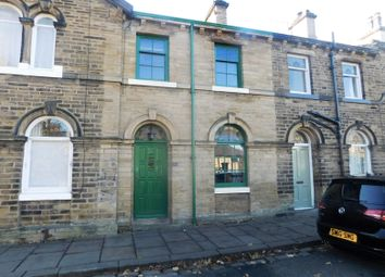Thumbnail 2 bed terraced house for sale in Caroline Street, Saltaire, Shipley