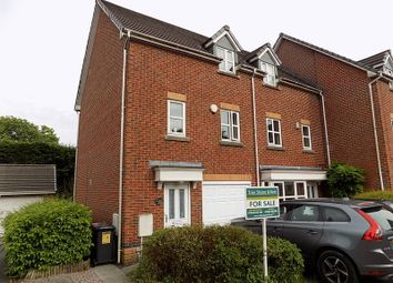 Thumbnail 3 bedroom mews house for sale in Hadleigh Green, Lostock, Bolton
