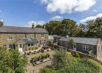 Thumbnail 5 bed semi-detached house for sale in High North Farm, Fellbeck, Harrogate, North Yorkshire