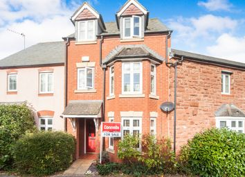 Thumbnail 3 bed town house for sale in Burge Crescent, Cotford St. Luke, Taunton