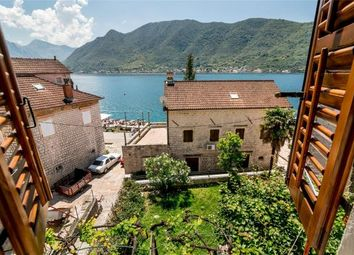 Thumbnail 3 bed town house for sale in Restored Townhouse, Perast, Kotor Bay, Montenegro, 85336