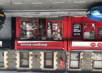 Thumbnail Retail premises for sale in Hannah Street, Porth