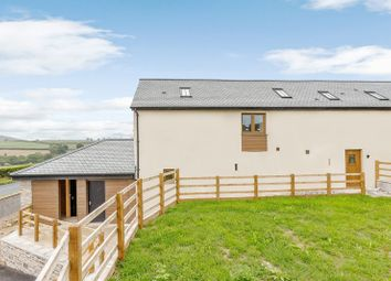 Thumbnail 3 bedroom semi-detached house for sale in Chillaton, Lifton