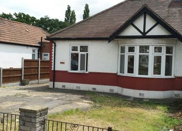 Thumbnail 3 bed bungalow to rent in Eastern Avenue, Ilford
