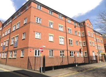 Thumbnail 2 bed flat for sale in Minster Court, 2 Lower Brown Street, Leicester
